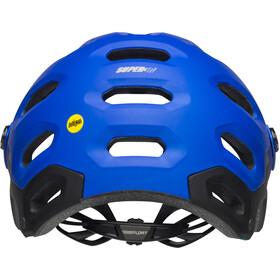 Bell Super 3R MIPS Helmet matte blue/bright blue